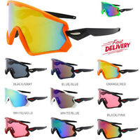 Men's Cycling Bicycle Polarized Sunglasses Sport Outdoor Driving Eyewear Glasses