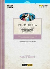 Prokofiev:Cinderella Hi-Res Blu-Ray Francoise Joullie; Dominique Laine