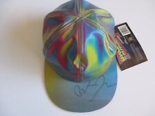 ROBERT ZEMECKIS SIGNED BACK TO THE FUTURE 2 MARTY MCFLY CAP HAT DC/COA RARE
