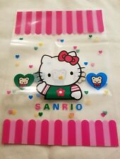 Sanrio Cello Gift Bags Hello Kitty Striped