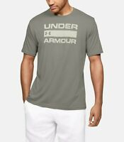 Under Armour Team Issue Wordmark Herren Graphic T-Shirt UA 1329582 388