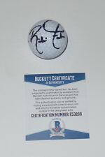 RICKIE FOWLER SIGNED AUTO'D TITLEIST GOLF BALL BAS BECKETT COA PGA TOUR OSU PUMA