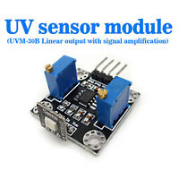 UVM-30B UV Sensor Module With A Linear Output Signal Amplification