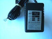 BT  FREESTYLE 1100 AC ADAPTER 870943 12VAC 500mA UK PLUG