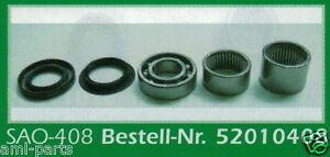 Kawasaki ZRX 1200- Kit roulements bras oscillant - SAO-408- 52010408