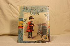 Bertie's Corn- Popper And Other Stories Illustrated Rare 1888