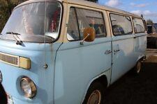 vw type 2 bay window camper