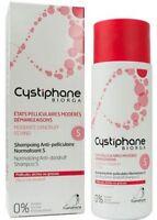 Cystiphane S Biorga Anti Dandruff Shampoo Anti Pelliculaire Scalp Itching 200 ml