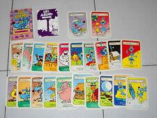 I TAROCCHI DI LUPO ALBERTO Silver - Franco Panini 1992 TAROT 22 cards