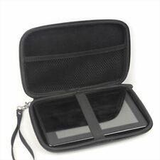 For TomTom Go Via 135  Carry Case Hard Black With Accessory Story GPS Sat Nav