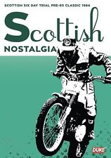 Scottish Nostalgia - Scottish Six Day Trial Pre 65 Classic New DVD 1984 Ariel