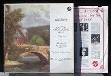 Beethoven Concerto 3 Brendel Wallberg Vox USA 511 370 stéréo LP VG++, CV EX