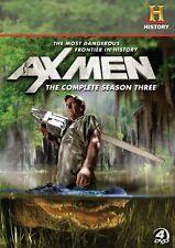 Ax Men: The Complete Season Three (2010, DVD NEUF)4 DISC SET