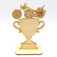 Pokal Wettbewerb Chopper Motorrad fahren Personalisiert Wettkampf Wettrennen