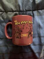 Oscar Mayer Retirees Merrie melodies 1998 Coffee Mug