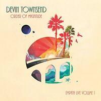 Devin Townsend - Order Of Magnitude-Empath Live Vol.1 (NEW 2CD+DVD)