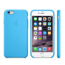 Luxury Original Silicone Case For Apple iPhone X 8 7 6s 6 Plus Genuine OEM Cover