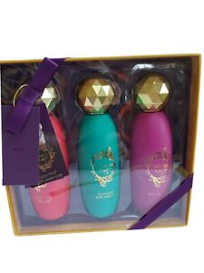 Gorgeous Triple Treat Bath Essences by Gok Wan. Discontinued. Boxed gift set....