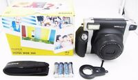Fuji INSTAX Wide 300 Instant Film Camera (Black)