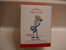 2014 Hallmark SNOW MISER The Year Without A Santa Claus Ornament MIB