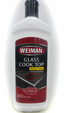 WEIMAN GLASS COOK TOP Cleaner & Polish HAVY DUTY