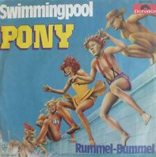 "7"" 1978 KULT & RARE POLYDOR MINT- ! PONY : Swimmingpool"