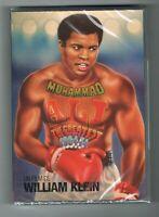 MUHAMMAD ALI THE GREATEST 1964-74 - WILLIAM KLEIN - DVD NEUF NEW NEU
