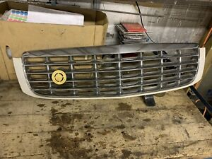 1997-1999 CADILLAC DEVILLE GRILLE ASSEMBLY GOLD EDITION OEM 1997,1998,1999