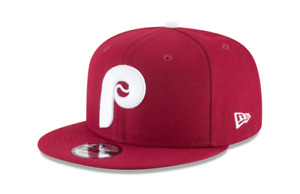 Men's New Era 9Fifty Philadelphia Phillies Basic Snapback Team Colors