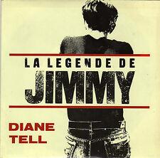 DIANE TELL LA LEGENDE DE JIMMY / INSTRUMENTAL FRENCH 45 SINGLE