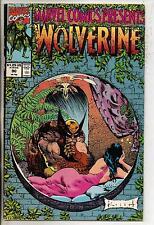 MARVEL COMICS PRESENTS #90 1991 WOLVERINE VERY FINE PLUS CONDITION.