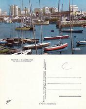 1970's The Harbourside Casablanca Morocco Unused Colour Postcard