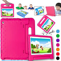 Kids Case for Huawei MediaPad T3, T5, M5 EVA Shockproof Handle Stand Tough Cover