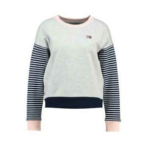 Tommy Hilfiger Womens Grey Activewear Thath Raven Sweatshirt