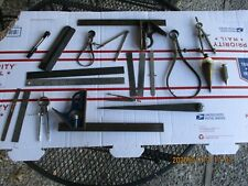 LOT OF CALIPERS & OTHER MEASURING DEVICES