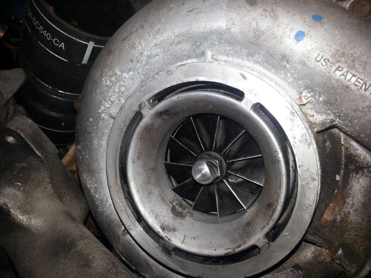 Used Diesel Engine Parts