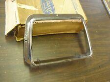 NOS OEM Ford 1969 Galaxie Tail Light Bezel Trim 500 XL LTD