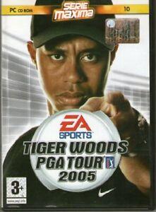 EBOND Tiger Woods PGA Tour 2005 - PC CD-ROM - Editoriale Corriere GC001001