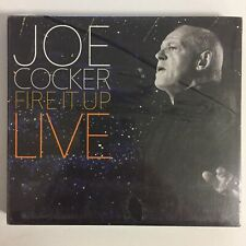 Joe Cocker Fire It up Live 2 cd neuf sous blister