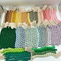 Silk /& IVORY-ARTICHOKE-83-1 SKEINS with This Listing