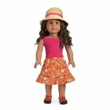 American Girl Doll Gardening and Sun Skirt Outfit NEW!! Retired