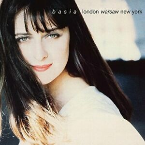 Basia - London Warsaw New York (2 Disc, Deluxe Edition) CD NEW