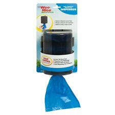 Wee-Wee Wall-Mount Waste Bag Dispensing System & Refill With 200 Waste Bags