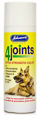 Johnsons 4joints force supplémentaire arthrite liquide chiens chats 100ml