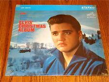 ELVIS PRESLEY CHRISTMAS ALBUM  LSP-1951  Still In Shrink