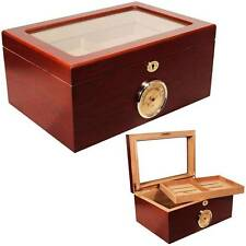 Cuban Crafters - Presidente Dos Cigar Humidor - 100CT