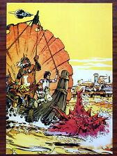 Carte postale Valerian, Christin,Mezieres   ,CPSM, postcard 1984