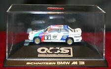 HERPA OMS SCHNITZER BMW M3, 3525 BOITE 1/87