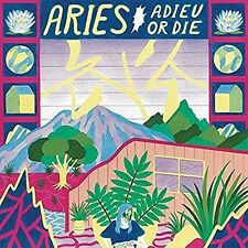 ARIES - ADIEU OR DIE LAMP UND LEUTE  VINYL LP NEU