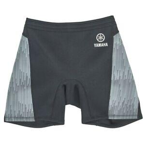 Yamaha Women's Yamaha Neoprene Ride Shorts Black